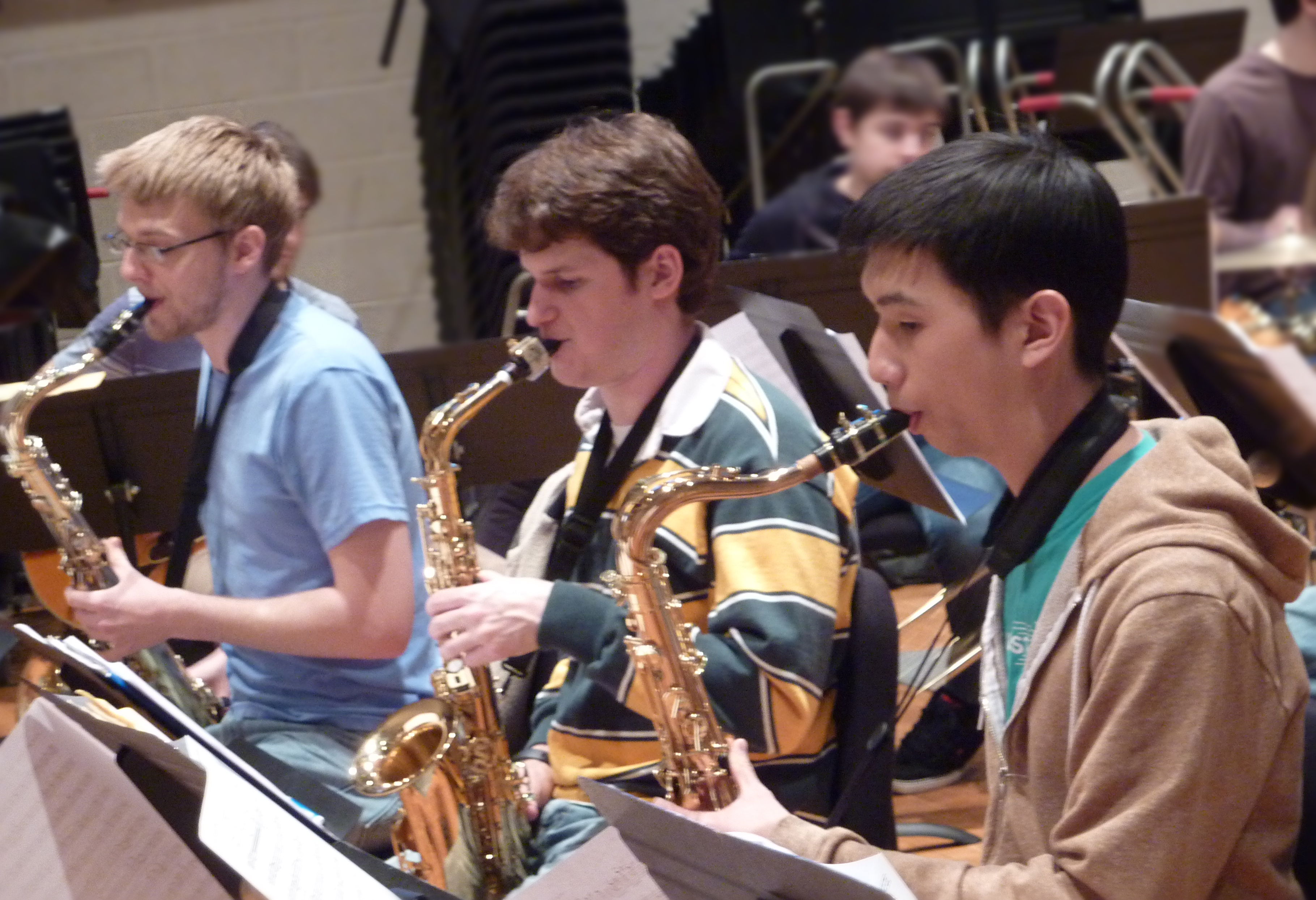Lehigh University Music Department - Jazz Ensembles
