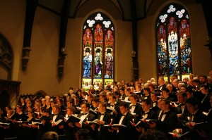 Lehigh University Music Department - choral arts vespers
